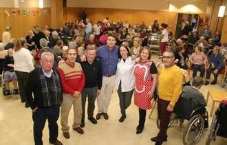 ACALERTE activa el programa 'Ninguna persona mayor sola en Navidad' en sus 230 centros