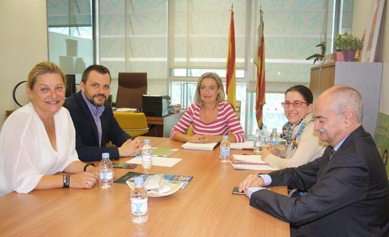 AERTE transmite a la Generalitat su rechazo a la reversión