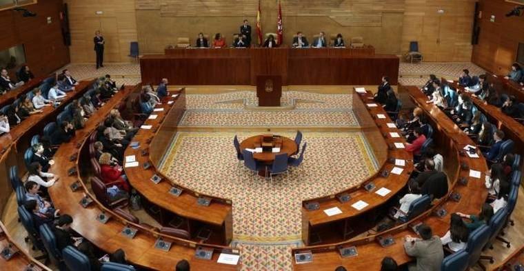 La ley de residencias de Podemos en Madrid pone en