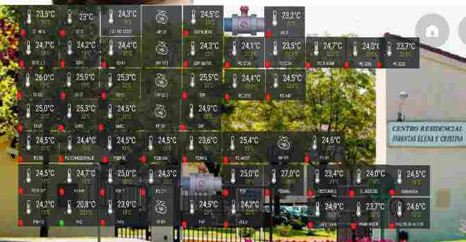 Delta Dore crea un sistema de climatización especial para residencias de mayores.