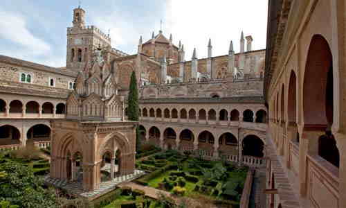 Guadalupe, pueblo con encanto en Cáceres
