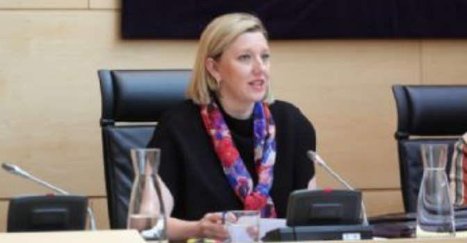 La consejera Isabel Blanco ha desvelado los planes de Castilla y León para los mayores durante la legislatura.