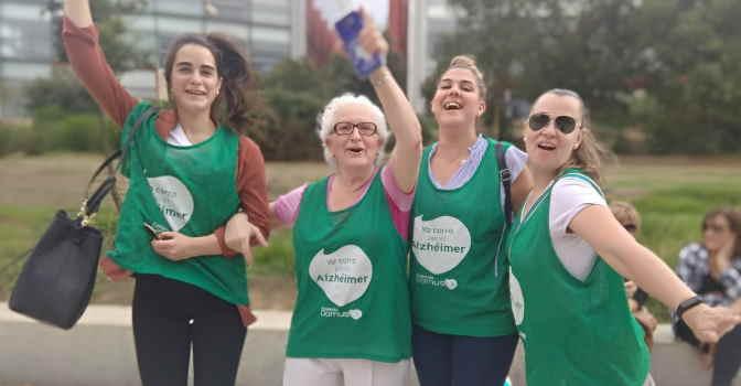 DomusVi donará 10.000 euros a entidades que trabajan contra el Alzheimer tras iniciativa solidaria 'Kilómetros para recordar'.