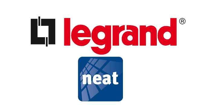 Grupo Neat y Legrand Group se fusionan.