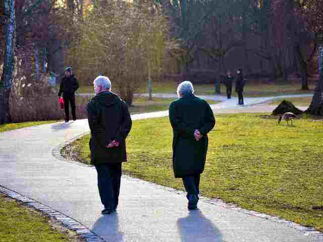 ¿Cómo envejece la población española?