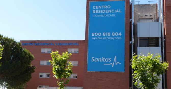 Sanitas abrirá una residencia para mayores en La Rioja