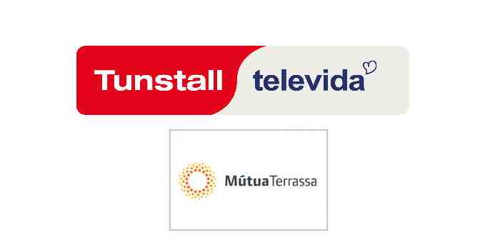 Tunstall Televida y Mutua Terrassa llegan a acuerdo para teleasistencia avanzada.