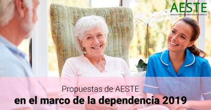 AESTE plantea 14 claves para optimizar la Dependencia 2019