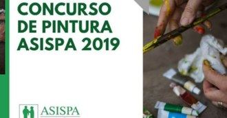 Asispa convoca el Concurso de Pintura 2019