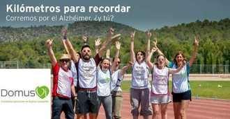 """DomusVi y """"Kilómetros para recordar"""" para la investigación del alzhéimer"""
