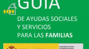 Ya está disponible la Guía de Ayudas Sociales y Servicios para las Familias 2019, donde se recogen las prestaciones, be...