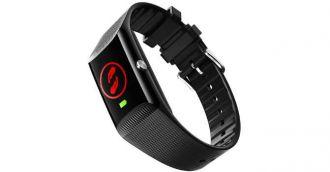 Vodafone lanza V-SOS Band, una pulsera inteligente para mayores que permite a hasta cuatro familiares recibir avisos en ...