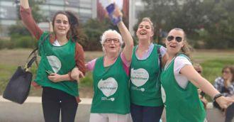 DomusVi consigue 200.000 kilómetros solidarios contra el Alzheimer, que convertirá, a través de su fundación, en 10.000 ...
